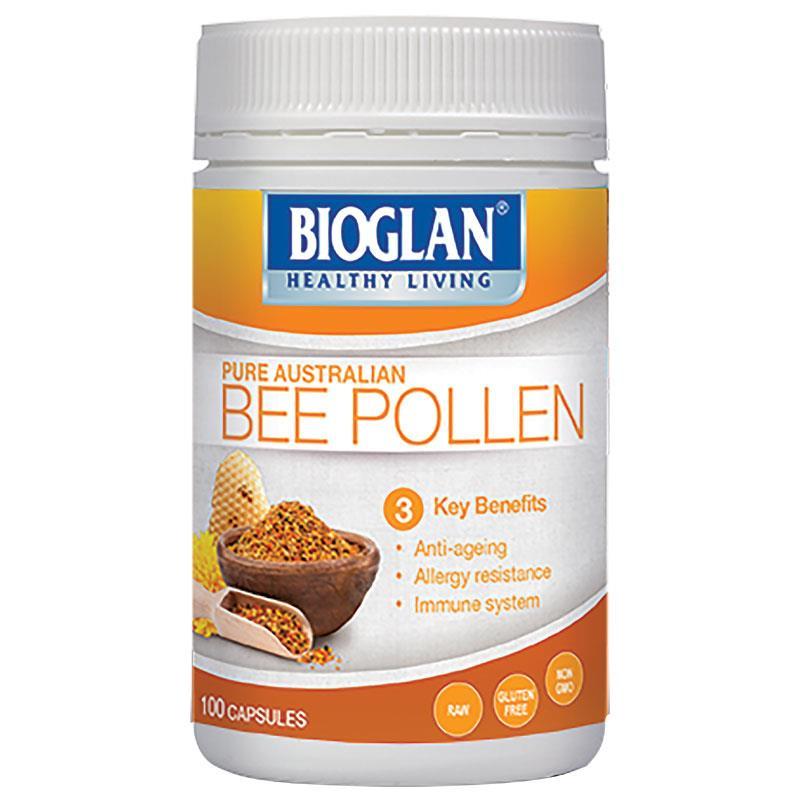 바이오글랜 비 폴렌 100캡슐
