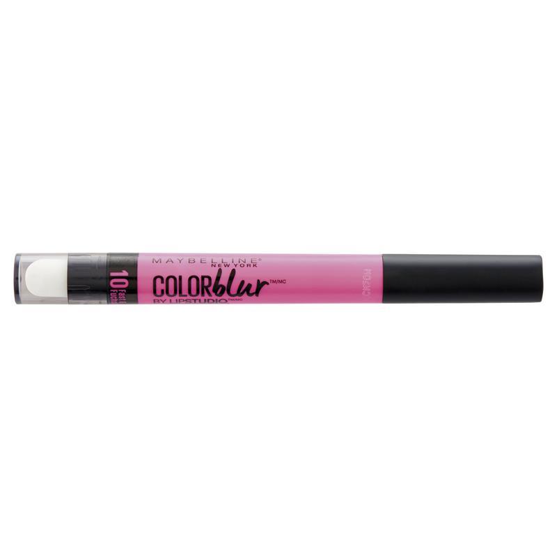 메이블린 립 스튜디오 컬러 블러 핑크..