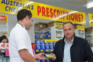 Looking for prescriptions at New Zealand's Cheapest Chemist