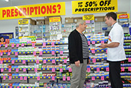 Up to 50% OFF prescriptions at the Chemist Warehouse stores