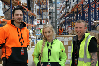Recruitments Warehouse