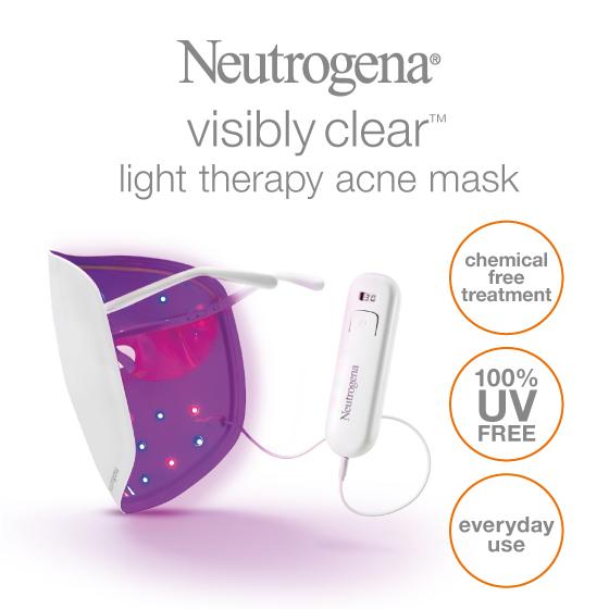 Neutrogena Acne Mask Instructions
