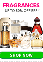 Up to 60% Off Fragrances