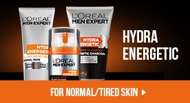 LoRealMen2017 Hydra Energetic