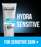 LoRealMen2017 Hydra Sensitive
