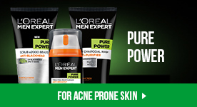 LoRealMen2017 Pure Power