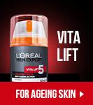 LoRealMen2017 Vita lift