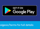 Maxigesic Google play