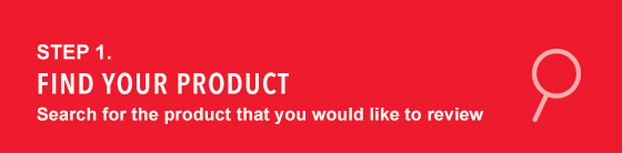 Chemist Warehouse - Step 1 - Find a Product to Review