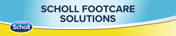 scholl footcare solutions