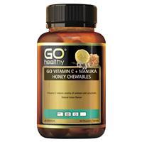 Buy GO Healthy Vitamin C+ Manuka Honey Chewables 60 ...