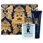 Dolce & Gabbana K Eau De Toilette 50ml 2 Piece Set