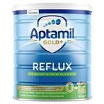 Aptamil Gold + Reflux Infant Formula From Birth 0-12 Months 900g