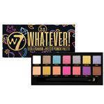 W7 Whatever Pressed Pigment Eyeshadow Palette