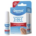 Dermal Therapy Fungistop 3-in-1 4ml Solution