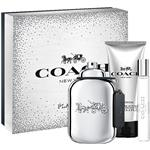 Coach Man Platinum by Coach Eau De Parfum 100ml 3 Piece Set