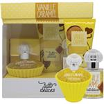 Tutti Delices Vanille Caramel Eau De Toilette 50ml 3 Piece Set