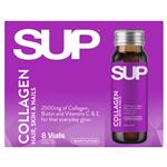 SUP Shots Collagen Hair Skin & Nails 8x50ml Vials