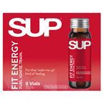 SUP Shots Fit Energy 8x50ml Vials