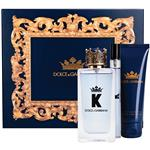 Dolce & Gabbana K Eau De Toilette 100ml 2 Piece Set