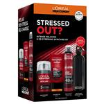 Loreal Men Expert Stop Stress 3 Pack Xmas 2020