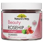 Nature's Way Beauty Rosehip 40 Gummies