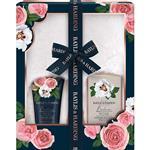 Baylis & Harding Boudoire Rose Slipper Set