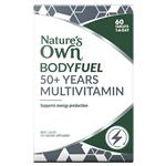 Nature's Own Bodyfuel 50+ Multivitamin 60 Tablets