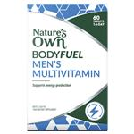 Nature's Own Bodyfuel Mens Multivitamin 60 Tablets