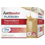 Naturopathica Fatblaster Platinum + ThermoBurn Coffee Shake 14x50g