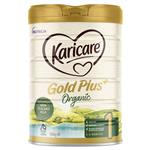 Karicare Gold Plus+ Organic 1 Baby Infant Formula From Birth to 6 Months 900g