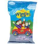 Wiggles Antibacterial Wipes 20 Pack
