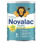 Novalac Fruits Premium Toddler Milk with Banana and Apple 800g