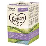 Karicare 2 Baby Follow-On Formula Powder Sachets From 6-12 Months 4 Pack 30.4g