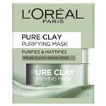 Loreal Paris Pure Clay Purifying Eucalyptus Mask  50ml