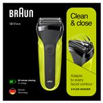 Braun Series 3 Electric Shaver For Men 300S Online Only