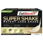 Naturopathica Fatblaster VLCD SuperShake Vanilla 21 x 30g Sachets Exclusive Size