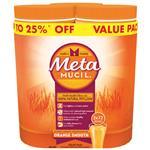 Metamucil Smooth Orange 72 Dose Value Bundle 3 Pack
