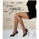 Trapeze Sheer Pantyhose Graphite Small/Medium