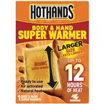 Hot Hands Super Warmer 1 Piece