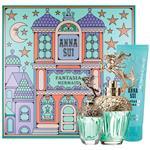 Anna Sui Mermaid Eau De Toilette 50ml 3 Piece Set