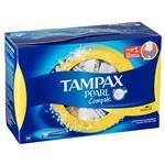 Tampax Compak Pearl Regular 36 Pack