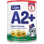 Care A2 Plus Stage 1 Infant Formula 900g
