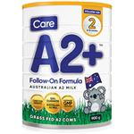 Care A2 Plus Stage 2 Follow On Formula 900g