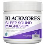 Blackmores Sleep Sound Magnesium Powder 187.5g