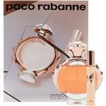 Paco Rabanne Olympea Eau de Parfum 80ml & 20ml Travel Spray 2 Piece Set