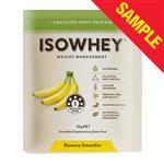 Sample IsoWhey Banana Shake 32g
