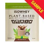 Sample IsoWhey Plant Based Shake Chocolate 55g