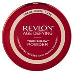 Revlon Age Defying Touch & Glow Powder Translucent