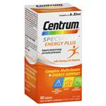 Centrum Specialist Energy 60 Tablets